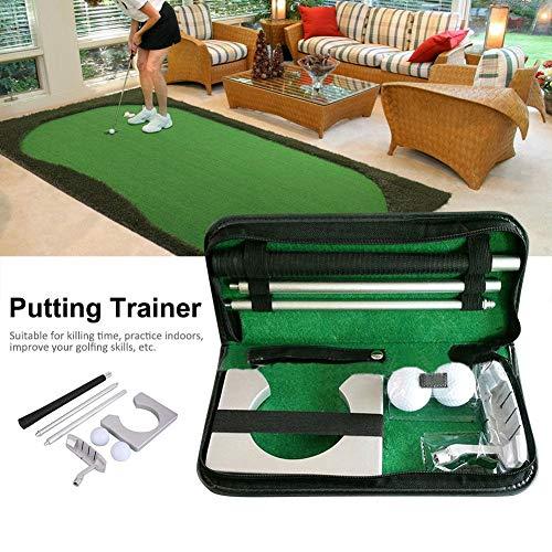 poetryer Kit de Putter de Golf Pratique Mallette Portable...