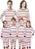 Boys and Girls Christmas Pajamas Set Children Deer Sleepwear Toddler Cotton Pants Set Size 6T