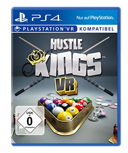 Hustle Kings VR [PSVR]