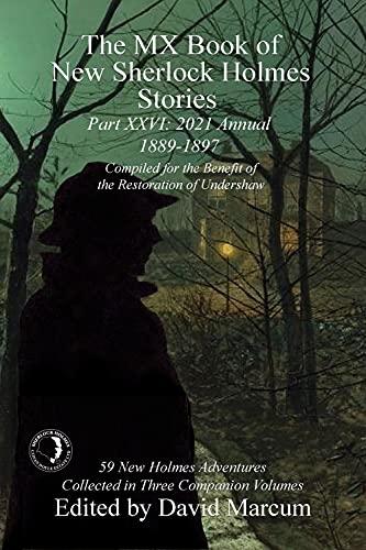 The MX Book of New Sherlock Holmes Stories - Part XXVI (English Edition)