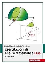 Permalink to Esercitazioni di analisi matematica due: 2 PDF