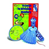 Learning Wrap-Ups, 10 Days to Division Mastery Kit with CD Game