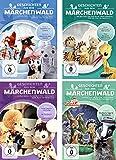 Unser Sandmännchen - Geschichten aus dem Märchenwald - DVD 5+6+7+8 im Set - Deutsche Originalware [4 DVDs]