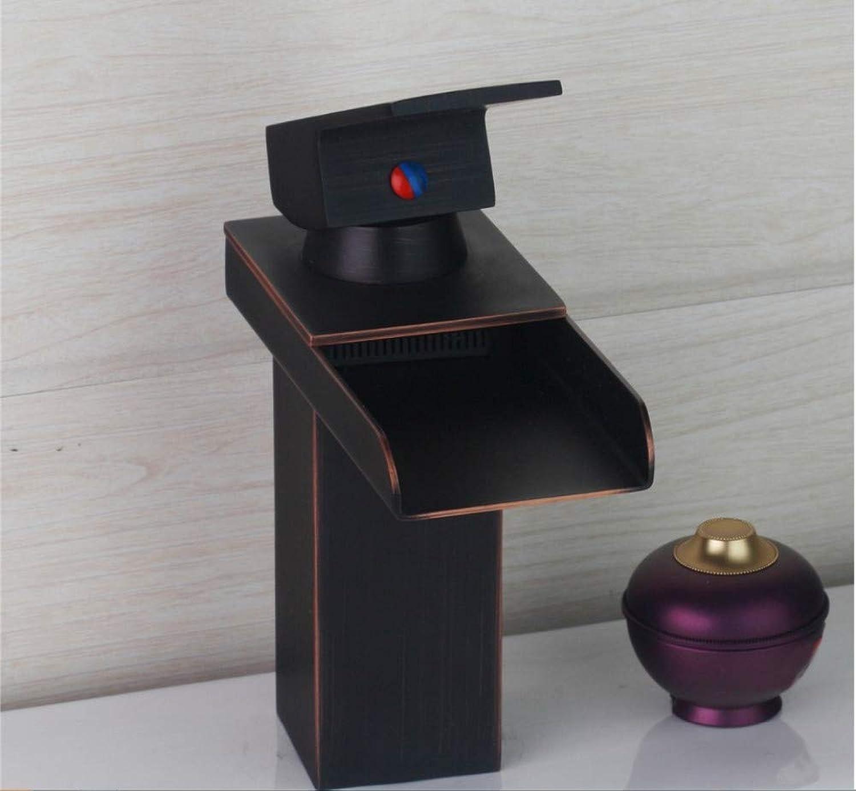 Xiehao Einzigartiges Design Becken Wasserhahn Deck Montieren Voll Messing Bad Becken Wasserhahn Einhebelmischbatterien l Gummi Gebürstet Kaltwasserhahn