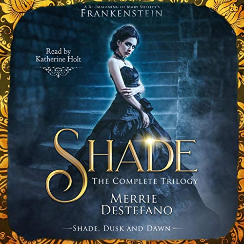 Shade Audiobook By Merrie Destefano cover art