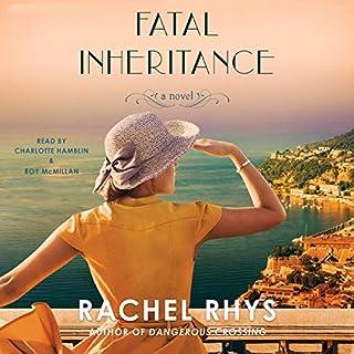 Fatal Inheritance audiobook cover art