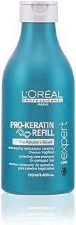 L'oreal Professional Serie Expert Pro-keratin Refill Correcting Care Shampoo, 8.45 Oz