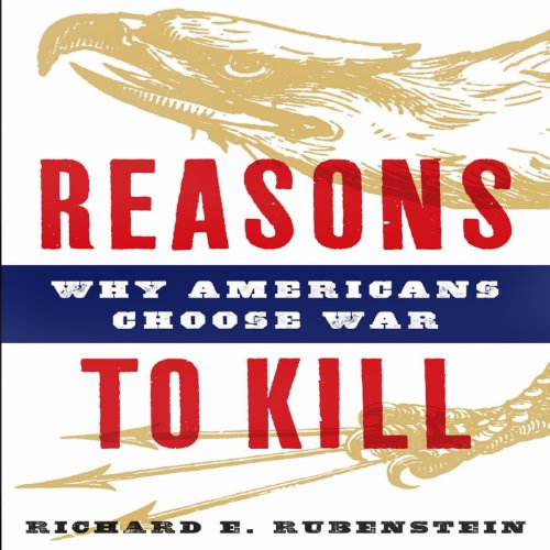 Reasons to Kill audiobook cover art