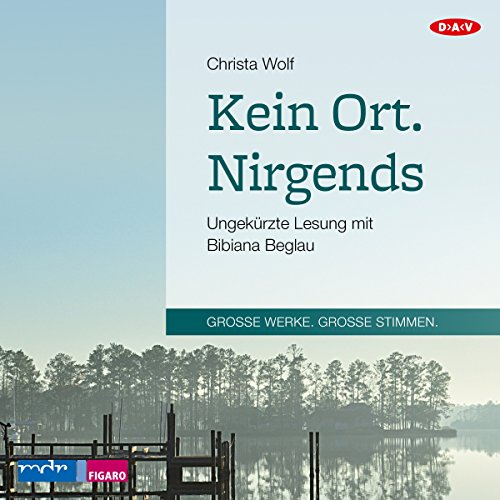 Kein Ort. Nirgends audiobook cover art