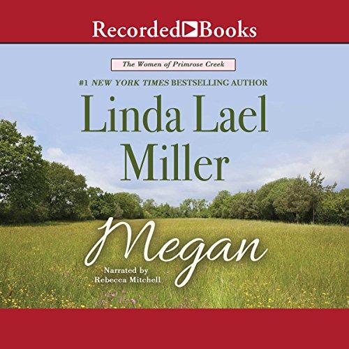 Megan audiobook cover art