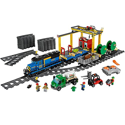 LEGO City Cargo Train Toy