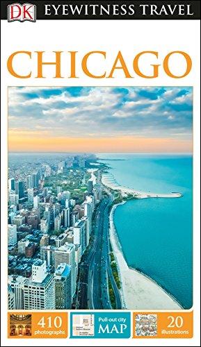 DK Eyewitness Travel Guide Chicago (Dk Eyewitness Travel Guides)