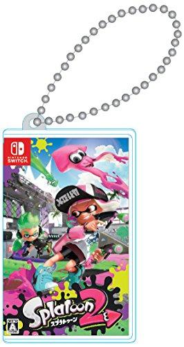 【任天堂ライセンス商品】Nintendo Switch専用カードポケットmini スプラトゥーン2
