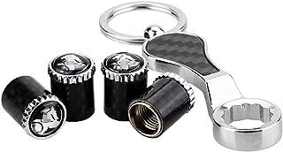 4pcs Stainless Wheel Tire Valve Caps, for Holden Commodore Colorado GSV VE Statesman Torana Cruze Captiva, Dust Stem Cover...