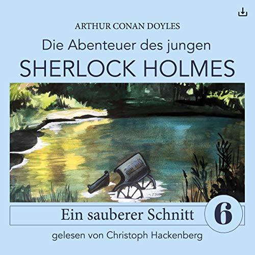 Sherlock Holmes - Ein sauberer Schnitt audiobook cover art