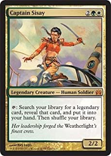 Best magic the gathering captain sisay Reviews