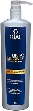 Shampoo Matizador Unik Blond, Gaboni, Grande
