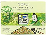 Blue Dragon Tofu Firm Silken Style 349 g (Pack of 12)