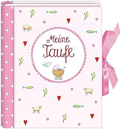 eine Taufe rosa Kleines FotoEinsteckalbu Verkaufseinheit;FotoEinsteckalbu by Coppenrath Verlag GmbH & Co. KG
