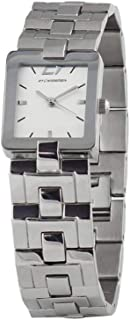 Chronotech Womens Analogue Quartz Watch with Stainless Steel Strap CC7111L-06M