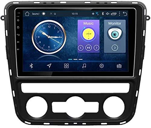 GPS Navigation Head Unit Sat Nav Auto Audio Player MP5 FM Radio Receptor Coche Stereo 6.2 Pulgadas Pantalla Táctil Android 10.0 Compatible para Mazda 6 Attz 2014-2016,4 Core WiFi 1+16GB