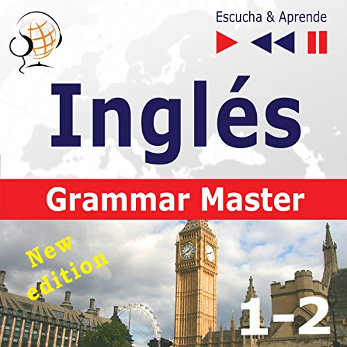 Inglés Grammar Master - Grammar Tenses / Grammar Practice - New Edition  By  cover art