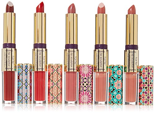 tarte limited-edition lip luxuries deluxe lip sculptor set