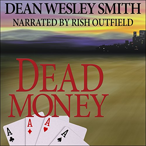 Dead Money audiobook cover art