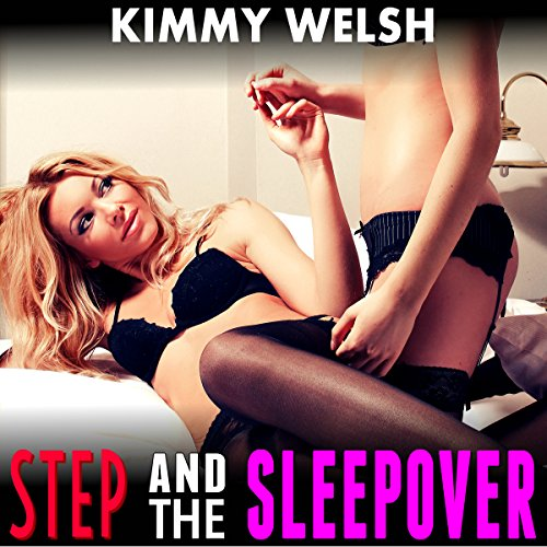 Step and the Sleepover cover art