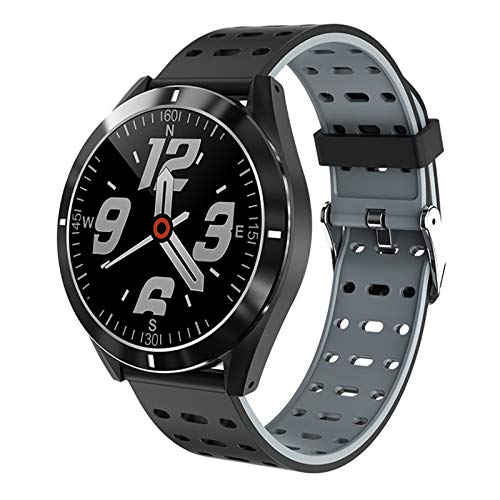 XSWZAQ Reloj Deportivo Inteligente, Cuerpo Ultrafino, Mejor para Usar, Pantalla Clara, Sentido Visual más Fuerte