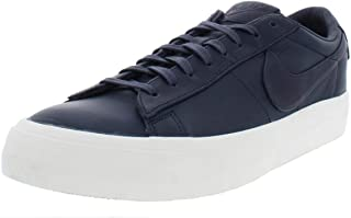 Mens NikeLab Blazer Studio Leather Low Top Skate Shoes