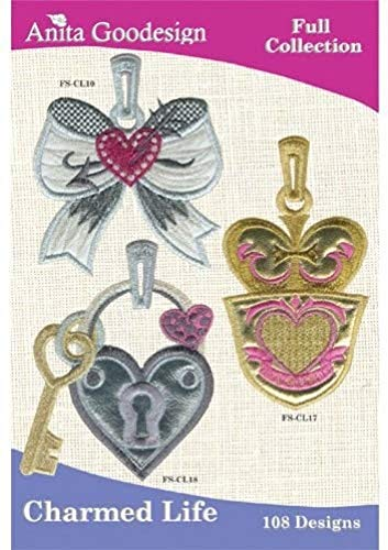 Anita Goodesign Embroidery Designs Charmed Lif