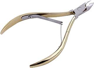 Electomania Cuticle Cutter Nail Art Cuticle Nipper (Gold)