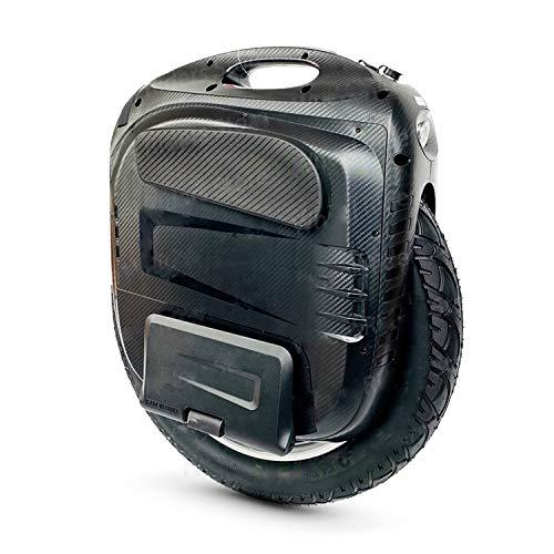 Gotway M Super X-1230 WH Monociclo eléctrico, Unisex-Adult, Negro, U
