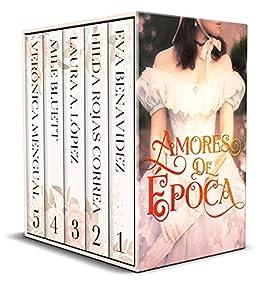 Amores de época: Colección de Novelas Históricas PDF EPUB Gratis descargar completo
