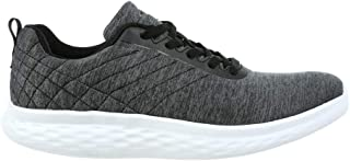 MBT Men's Lucca Casual Sneaker with Arch Support and Low Rocker Bottom