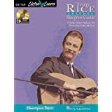 Tony Rice Teaches Bluegrass Guitar: A Master Picker Analyzes His Pioneering Licks and Solos BK/Online Audio by Tony Rice(1996-01-01)