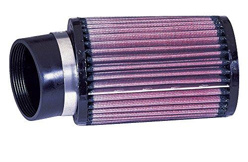 RU-3190 K&N Universal-Luftfilter zum Anklemmen, 5,7 cm, 20 Grad FLG, 10,2 cm OD, 15,2 cm H (Universal-Luftfilter)