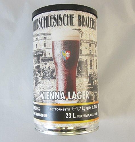 GOZDAWA - Cerveza superior - Cerveza de Viena - Kit de cerveza - 23 litros