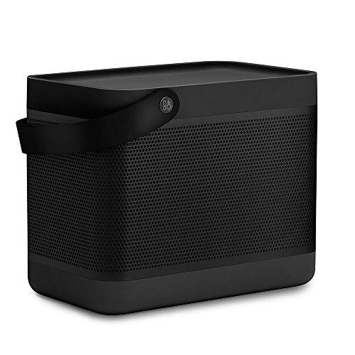Bang & Olufsen Beolit 15 Bluetooth Lautsprecher (portabler, 24h Akku, 30 Watt) schwarz