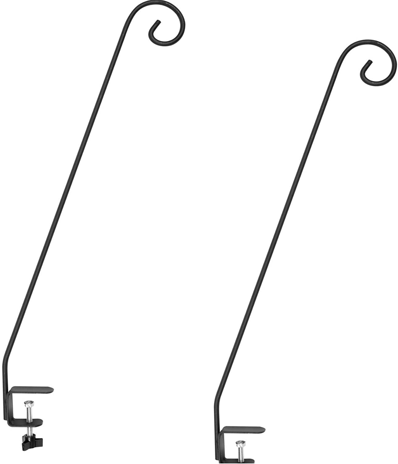 Ashman Cheap mail order sales Deck Hook Double New Shipping Free Shipping Forged Solid Rod Piece Metal Id Single