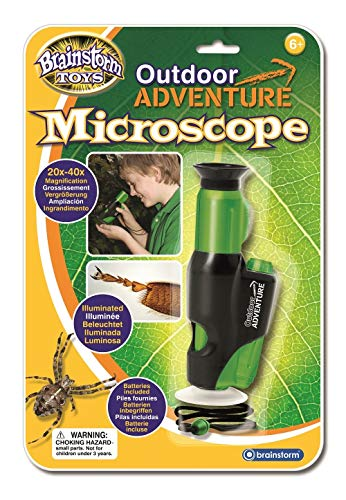 brainstorm Outdoor Adventure Microscope