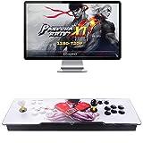 TAPDRA 3D Pandora Box 11 con 3003 Classic Arcade Game Machine 2 Giocatori 1280X720 Console per Videogiochi Full HD, Supporto Fino a 4 Giocatori
