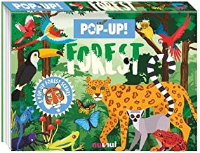 Nature's Pop-Up: Forests