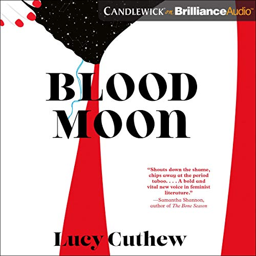 Blood Moon Audiobook By Lucy Cuthew cover art