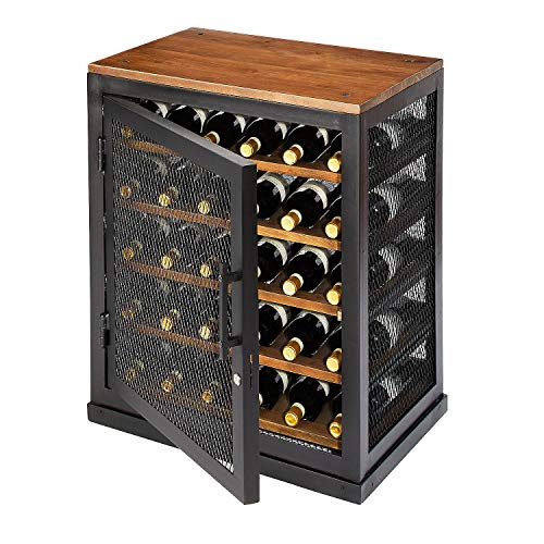 Corsica by Wine Enthusiast Individual Modular Wine Locker - Holds up to 40 bottles