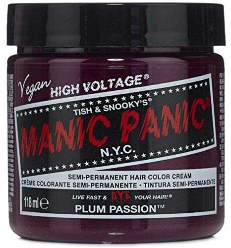 Manic Panic Haarfarbe Pflaume Passion Purple