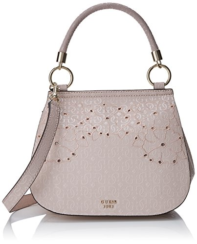 Guess Damen Hwsg6961190 Handtasche mit oberen Griff, Pink (Rosa), 9x19.5x24 Centimeters (W x H x L)