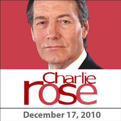 Charlie Rose: Jon Huntsman and Stephen Cohen, December 17, 2010 cover art