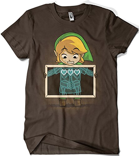 370-Camiseta Anatomical Anomaly Brown (Naolito).S